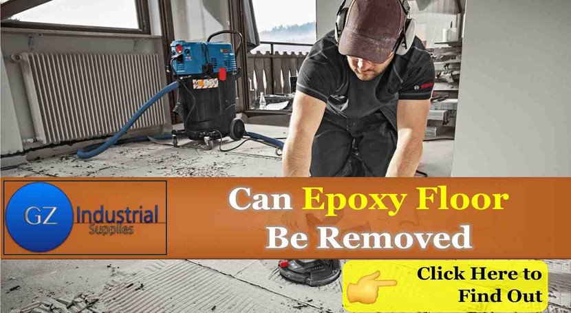 Can Epoxy Floor Be Removed