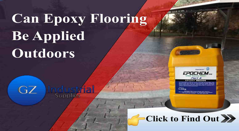 ​Can Epoxy Flooring Be Applied Outdoor