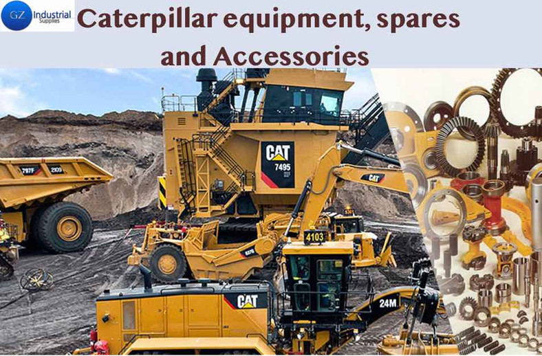 CATERPILLAR SPARE PARTS IN Nigeria CAT Bearings