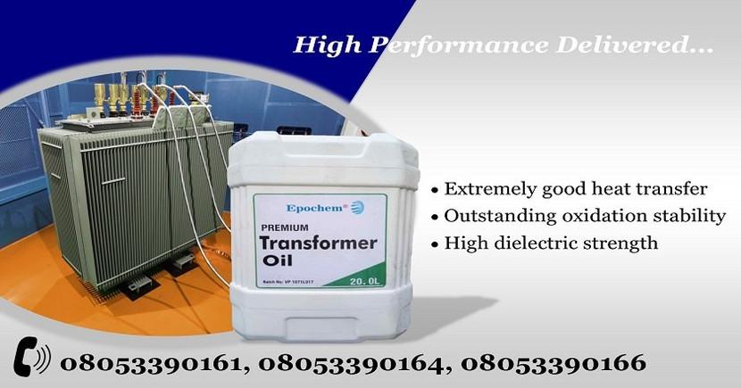 Epochem Premium Transformer Oil