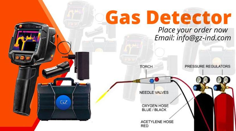 TYPES OF GAS DETECTORS