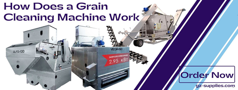How Does a Grain Cleaning Machine Work