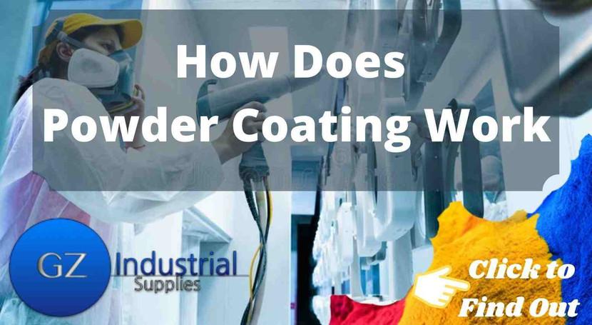 How Does Powder Coating Work