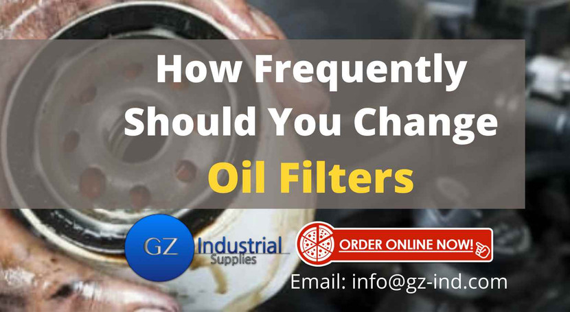 How Frequently Should You Change Oil Filters