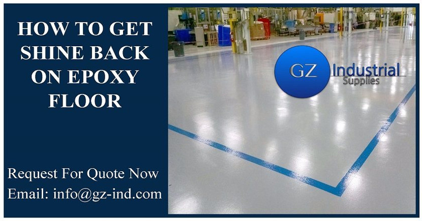 ​How To Get Shine Back On Epoxy Floor
