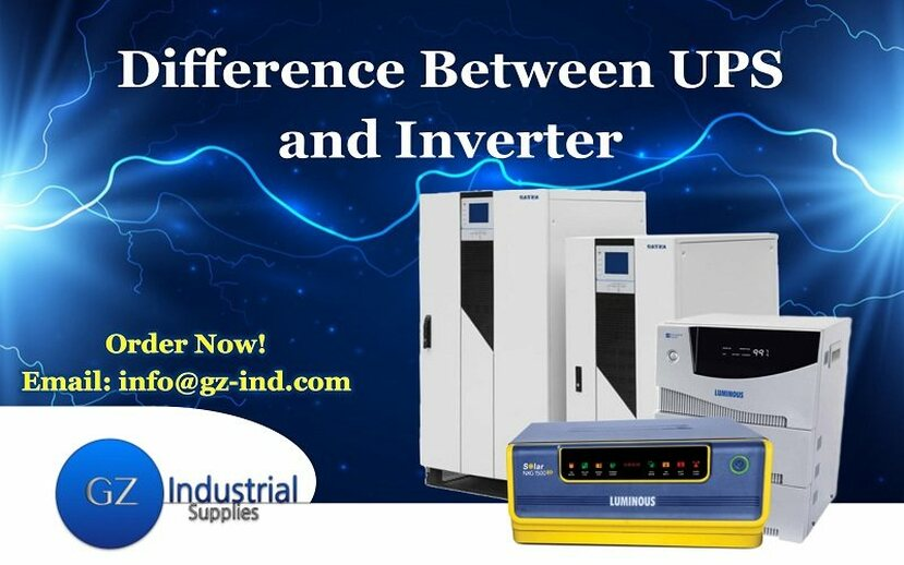 ​Difference Between UPS and Inverter
