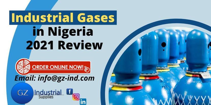 Industrial Gases in Nigeria 2021 Reviews