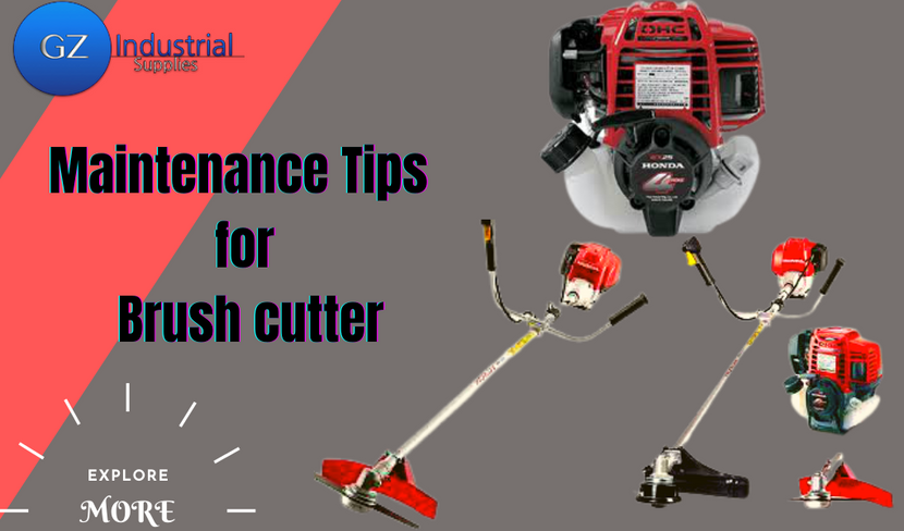 Maintenance Tips for Brush Cutters