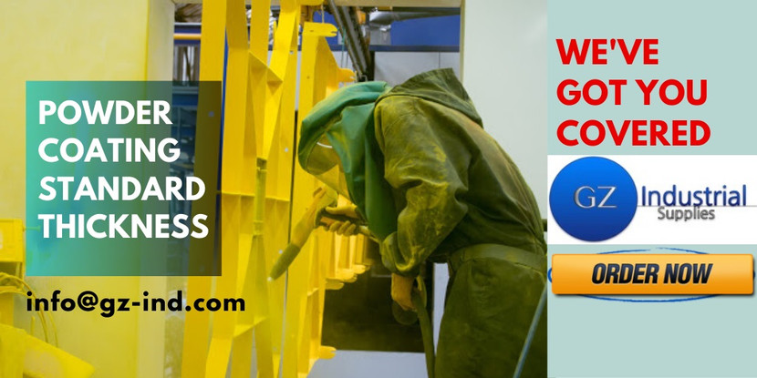 ​POWDER COATING STANDARD THICKNESS