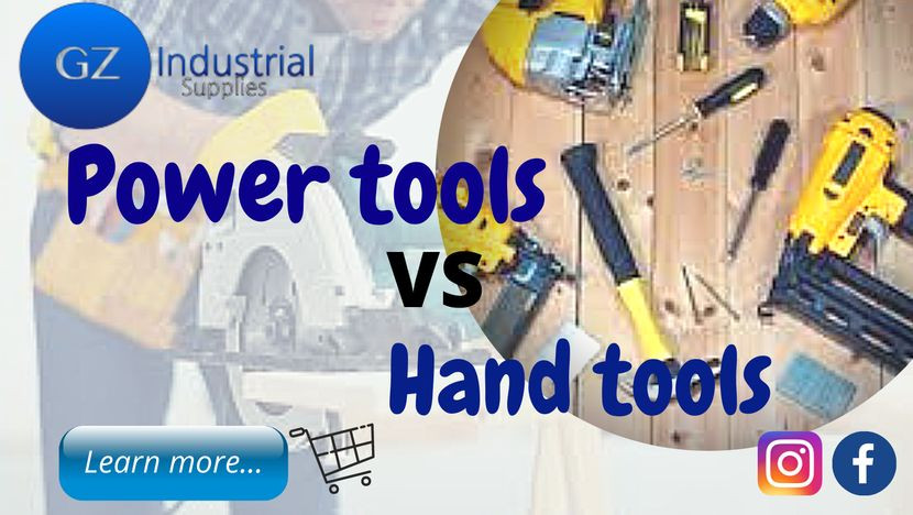 Review: Power tools Vs Hand tools