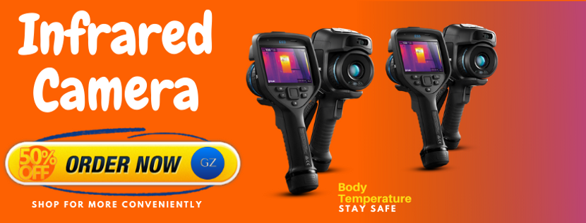 ​Can we use infrared Camera to measure body temperature and detect fever/Covid-19?