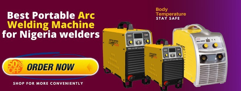 Best Portable arc welding machine for Nigeria welders