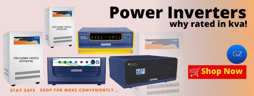Why are Power Inverters Rated in KVA