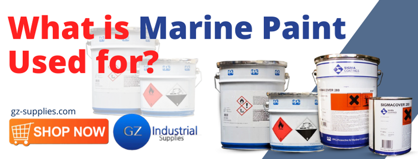 What is Marine Paint Used for?