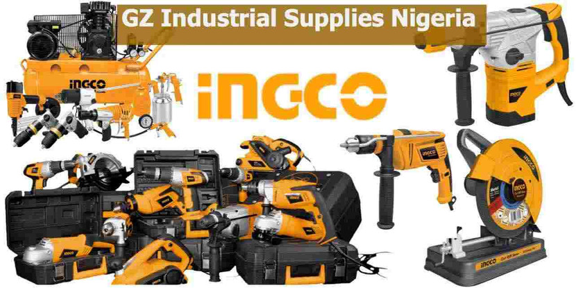 Press Release: GZ Industrial Suppliers now the Distributor for INGCO Tools in Nigeria