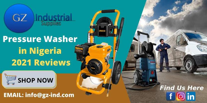 Pressure Washers in Nigeria 2021 Reviews
