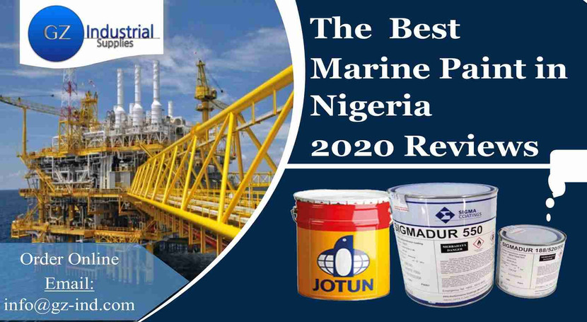 The Best Marine Paint in Nigeria 2020 Reviews