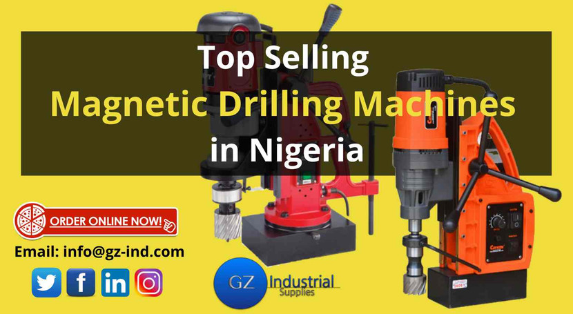 ​Top Selling Magnetic Drilling Machines in Nigeria