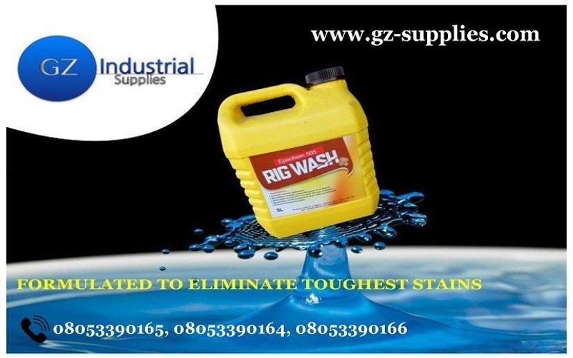 Water Based Degreaser Concentrate