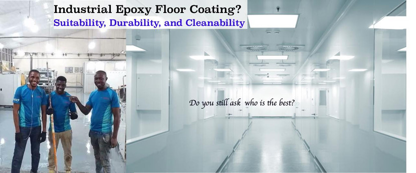 When Your Company needs an Industrial Epoxy Coating