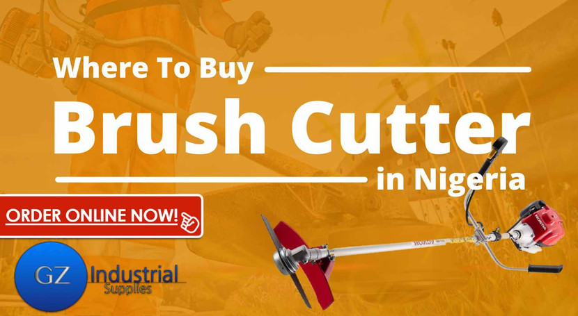 Where To Buy Brush Cutter in Nigeria