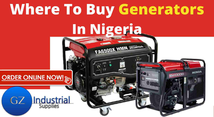 Where To Buy Generators In Nigeria