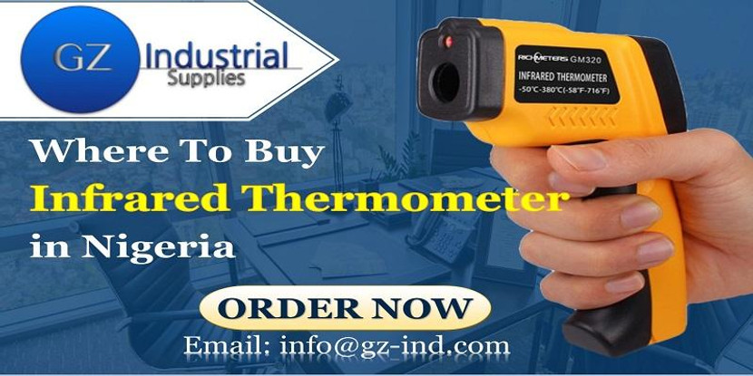 Where To Buy Infrared Thermometer in Nigeria