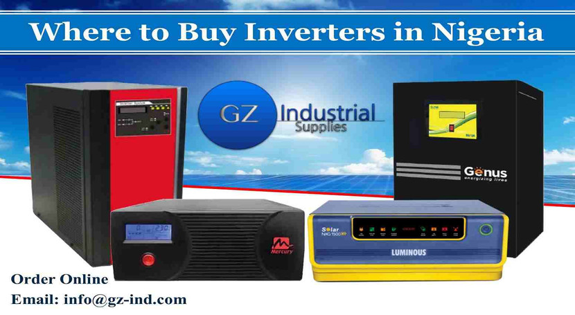 Where to Buy Inverters in Nigeria