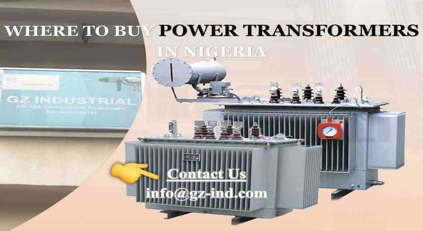 ​Where to Buy Power Transformers in Nigeria