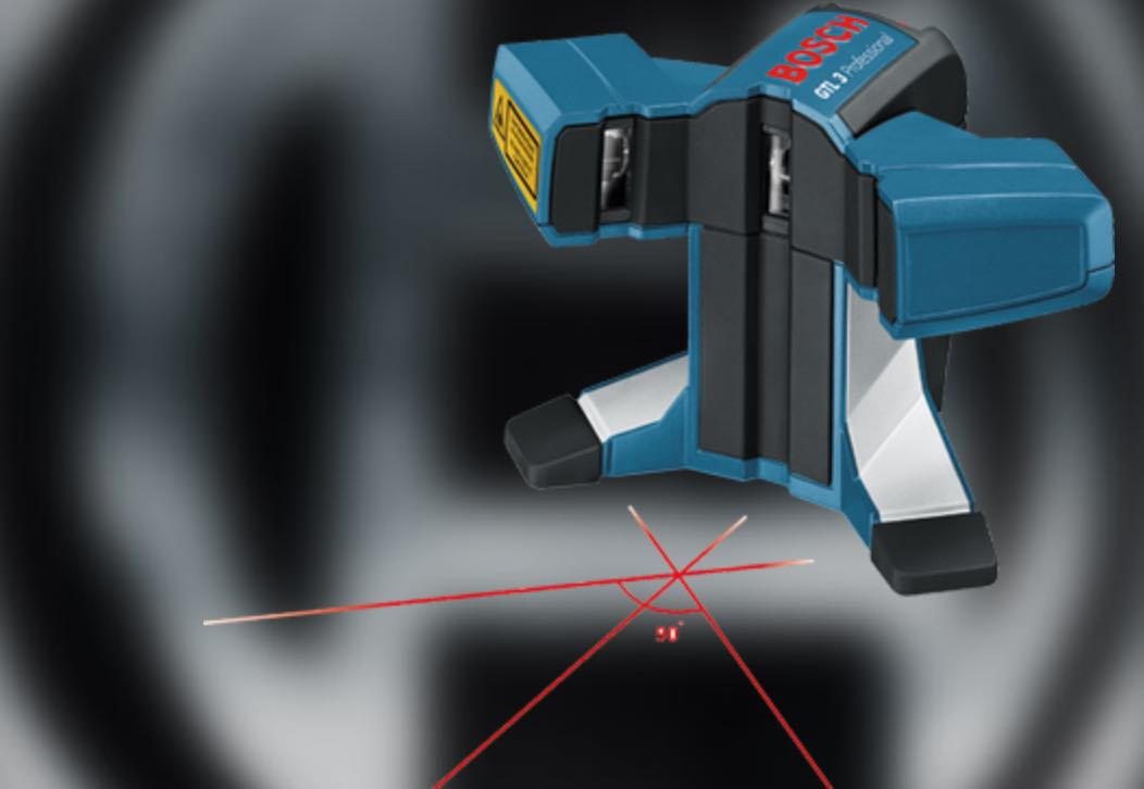 Buy Online Bosch GTL 3 Tile Laser professional from GZ industrial ... 4f419df0522