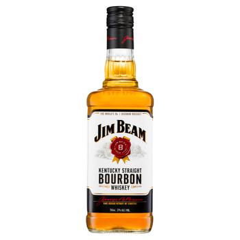 Jim Beam White Label Bourbon 700ml