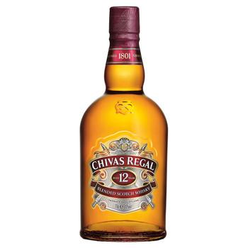 Chivas Regal 12 Y.O. Blended Scotch Whisky 700ml