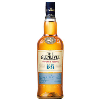 The Glenlivet Founders Reserve Scotch Whisky 700ml