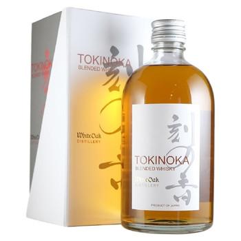 Tokinoka White Oak Japanese Whisky 500ml