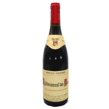 Bruno Thierry Chateauneuf du Pape
