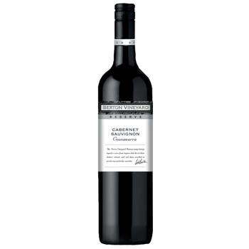 Berton Vineyards Reserve Coonawarra Cabernet Sauvignon