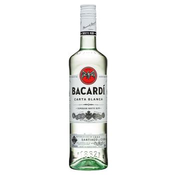 Bacardi Carta Blanca 700ml