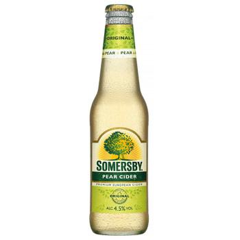 Somersby Pear Cider Bottles 330ml
