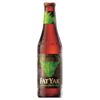 Fat Yak Original Pale Ale Bottles 345ml