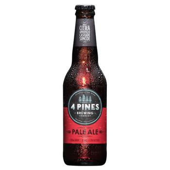 4 Pines Brewing Pale Ale Bottles 330ml
