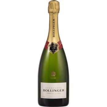 Bollinger Special Cuvée Brut Non Vintage Champagne 750ml