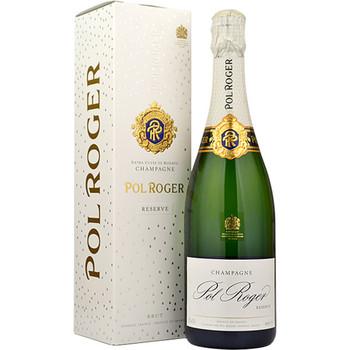 Pol Roger Réserve Brut Non Vintage Champagne 750ml