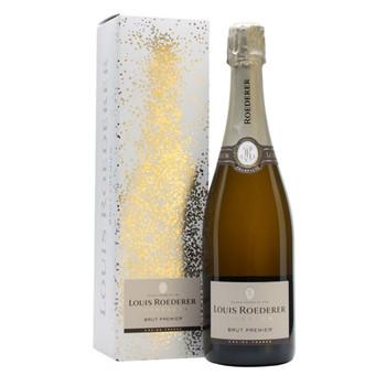 Louis Roederer Brut Premier Non Vintage Champagne 750ml
