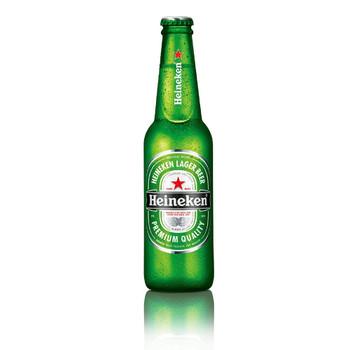 Heineken Pure Malt Lager Bottles 330ml