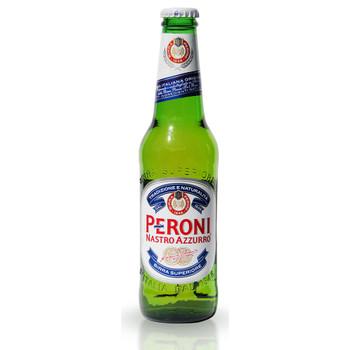 Peroni Nastro Azzuro Lager Bottles 330ml
