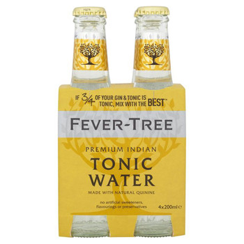 Fever Tree Indian Tonic Water 200ml