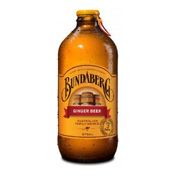 Bundaberg Ginger Beer Bottle 375ml