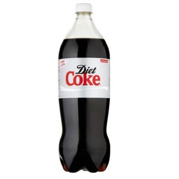 Coca Cola Diet PET Bottle 1.25l