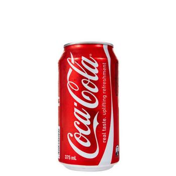 Coca Cola Can 375ml