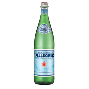 San Pellegrino Mineral Water Bottle 750ml